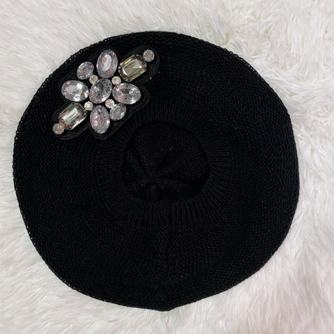 Luxe Lightweight Beret by Valeri