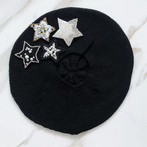 Brielle Lightweight Beret by Valeri