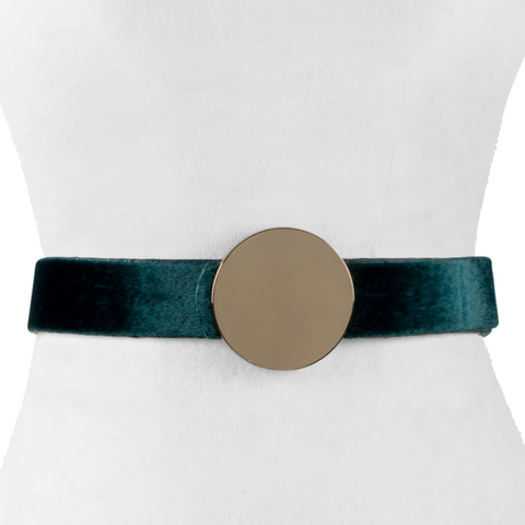 Round Buckle Belt - The Mimi Boutique