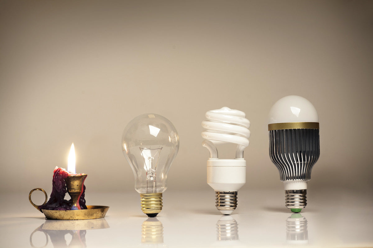 Lighting up the Dark The Invention of LED Lights & Lighting up the Dark: The Invention of LED Lights | Quirky