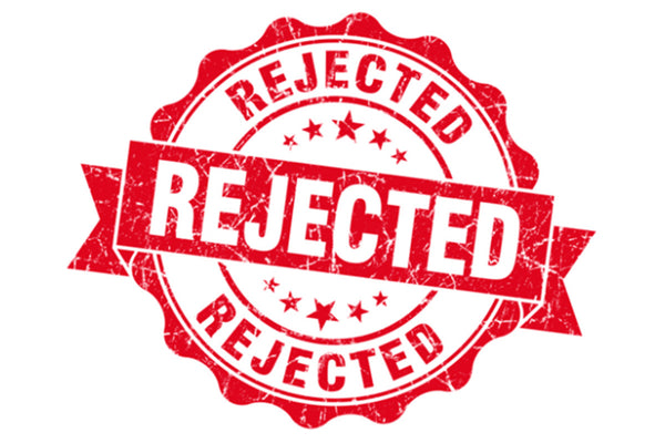 Invention Rejection: Not the end, but a chance to begin again