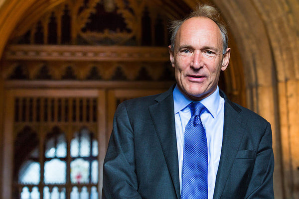 The Man Behind the World Wide Web: Sir Tim Berners-Lee