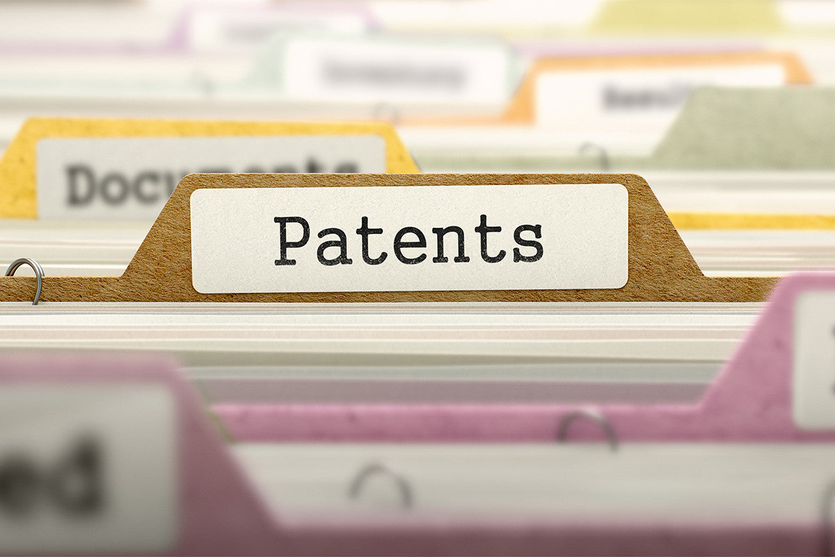 "You can't spell ""patient"" without ""patent!"""