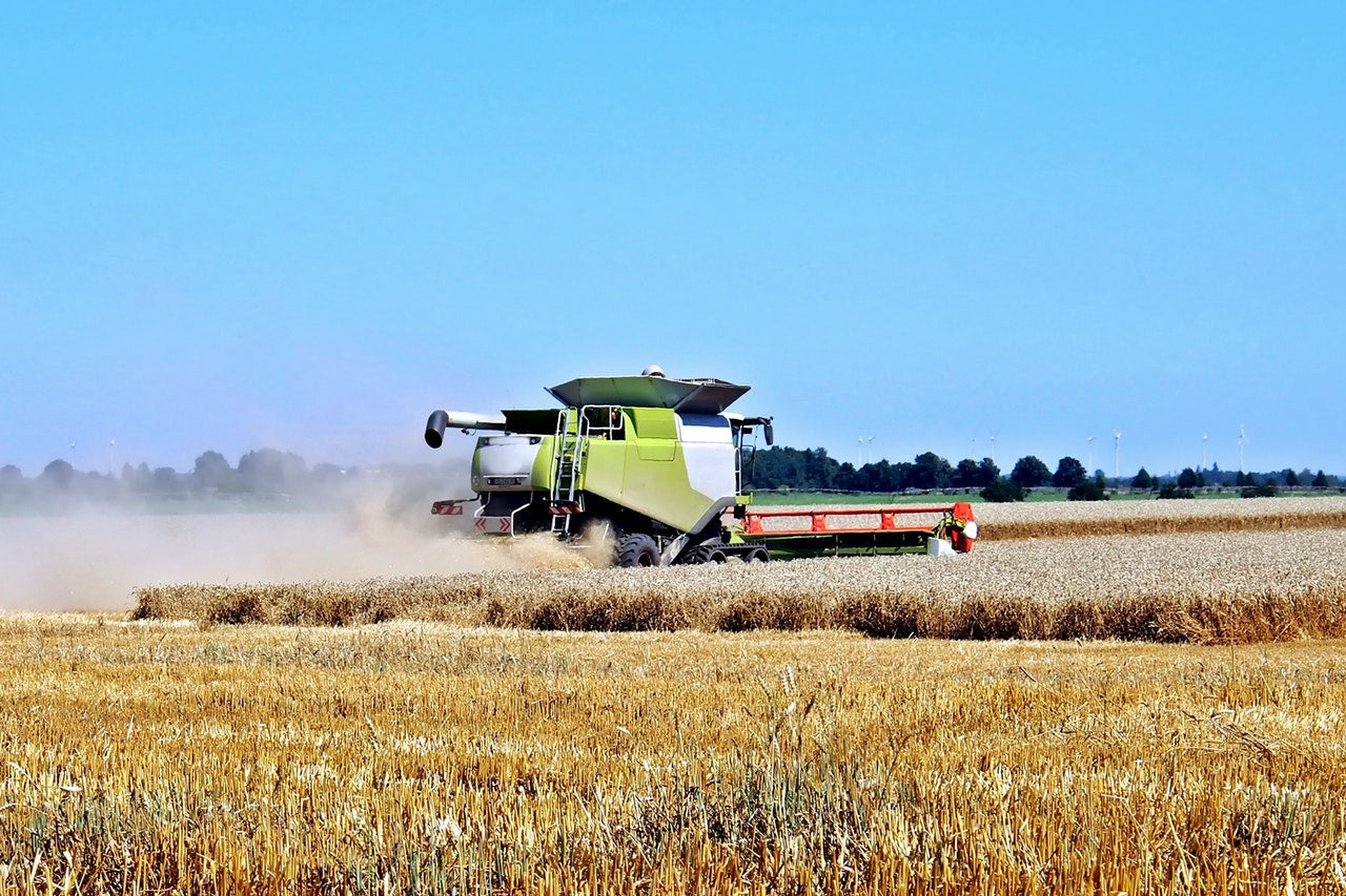 Great Inventions: The Exciting History of the Combine Harvester - Quirky