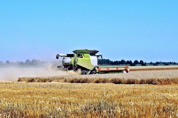 Great Inventions: The Exciting History of the Combine Harvester