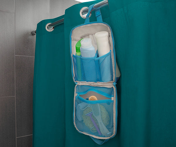 Portbale Hanging Shower Caddy   Bathroom Supplies by Quirky