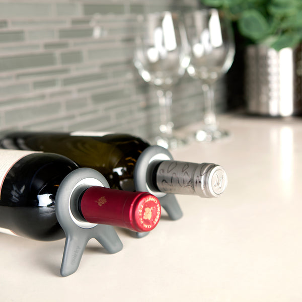 Vine bottle stabilizers shop wine accessories by quirky for Quirky kitchen items
