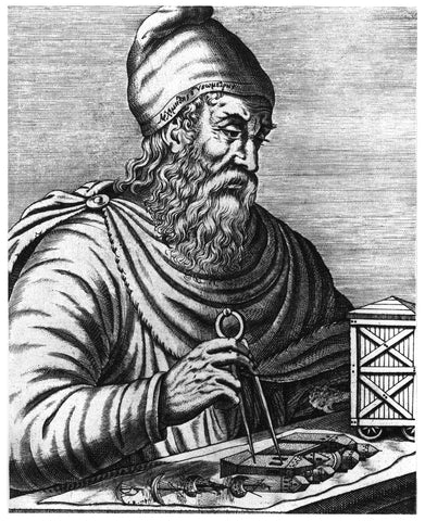 Archimedes, One of History's Greatest Inventors