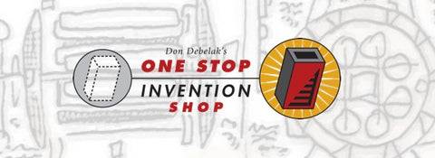 One Stop Invention Shop Logo