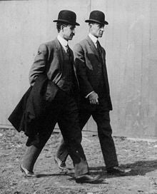 Wright Brothers, inventors of flight