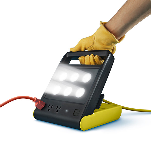 portable led light stand - Quirky
