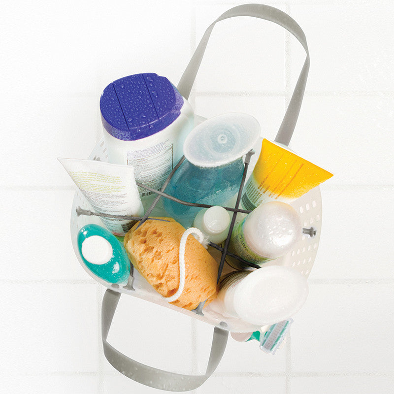 cargo shower caddy