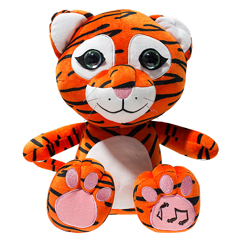 Tune Zoo Interactive Plush Toys By Quirky