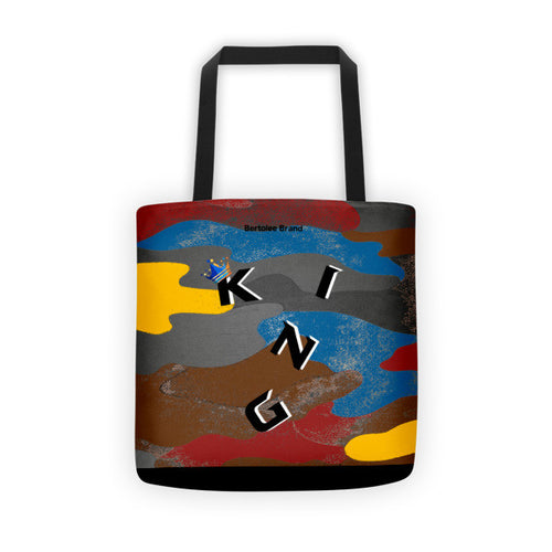 King Limited Tote bag, BAGS, Bertolee Brand