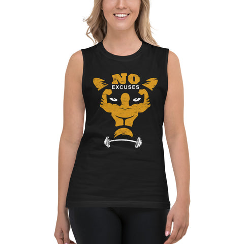Women's No Excuses Workout Tee, SHIRTS, Bertolee Brand
