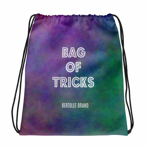 Bertolee Bag of Tricks Drawstring, BAGS, Bertolee Brand