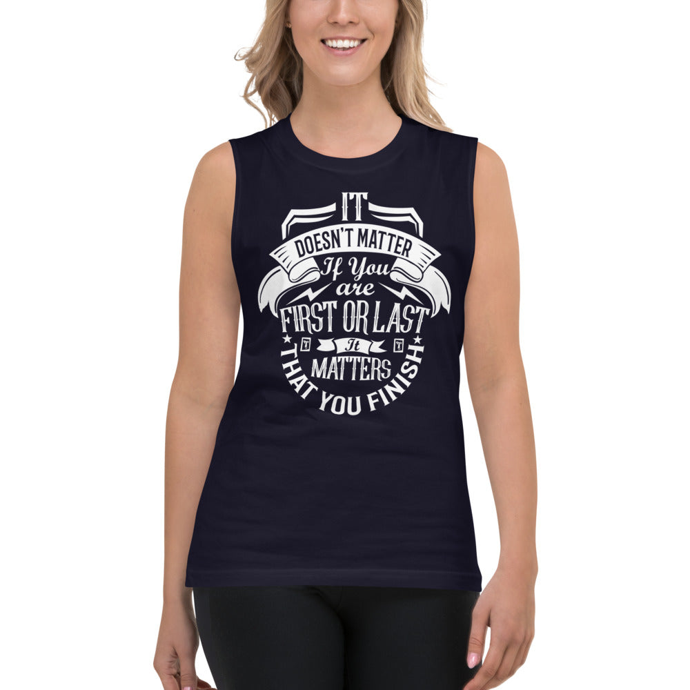 Women's Finish it Workout Tee, SHIRTS, Bertolee Brand