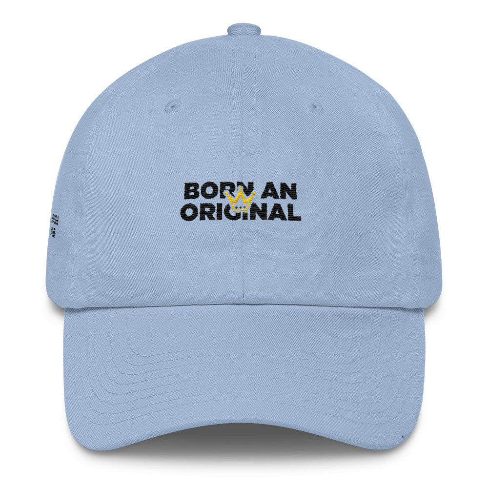 BORN AN ORIGINAL CAP HAT - Bertolee Brand