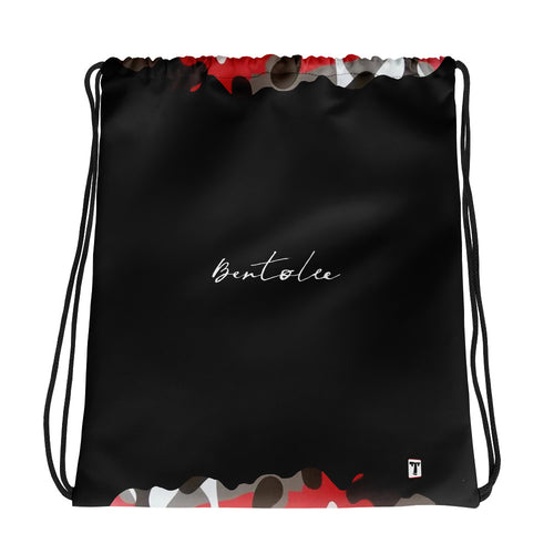 Bertolee Waves Drawstring bag, BAGS, Bertolee Brand