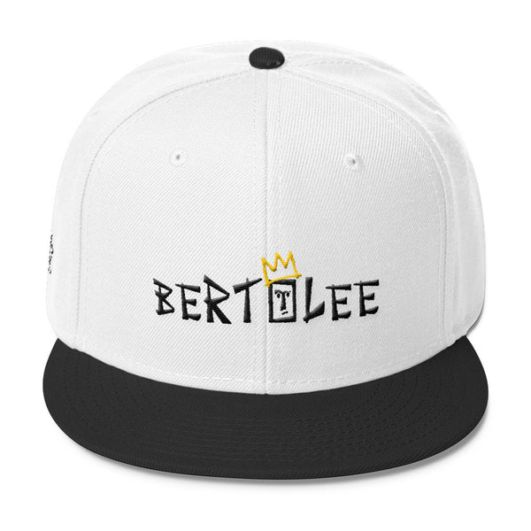 BB CROWN SNAPBACK HAT, HEADWEAR, Bertolee Brand