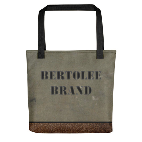 Standard Issue Work Tote Bag, BAGS, Bertolee Brand