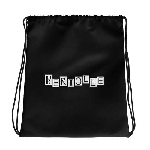 Bertolee Blocks Drawstring bag, BAGS, Bertolee Brand