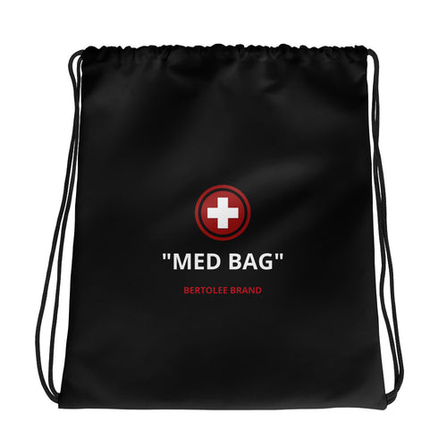 Medical Bag Drawstring bag, BAGS, Bertolee Brand