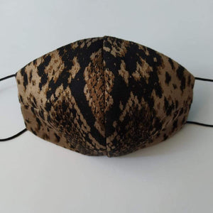 Cubrebocas animal print LC363