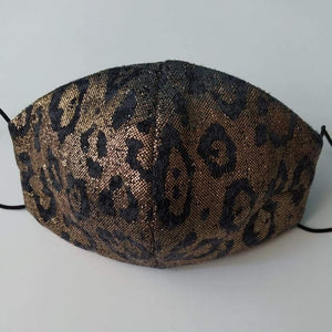 Cubrebocas animal print LC361