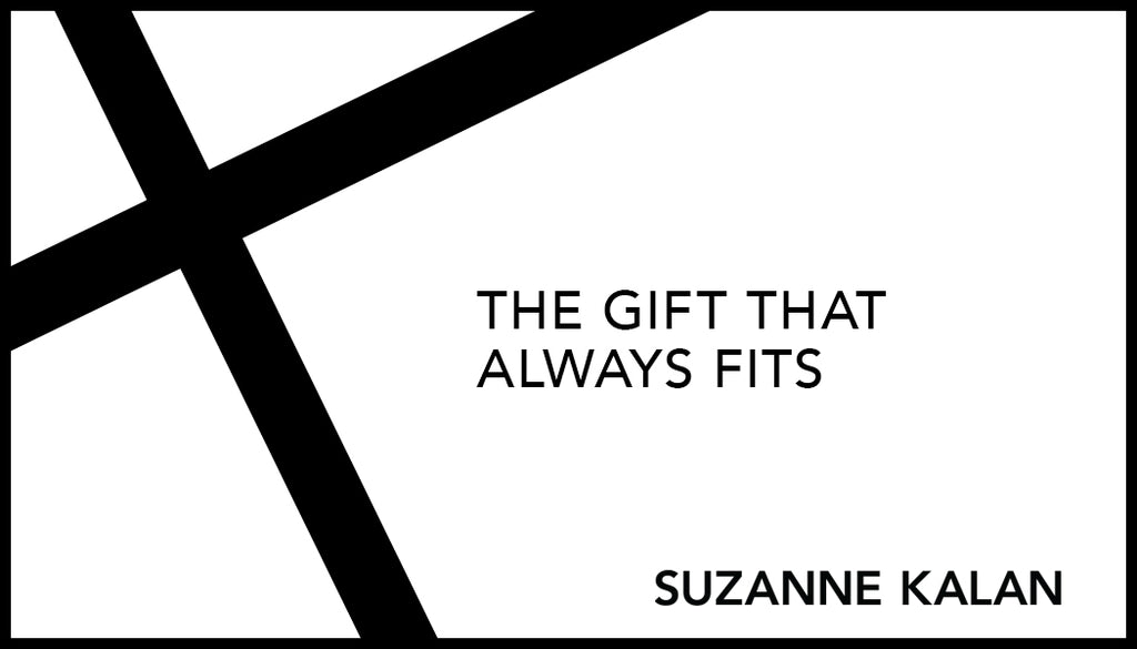 THE SUZANNEKALAN GIFT CARD
