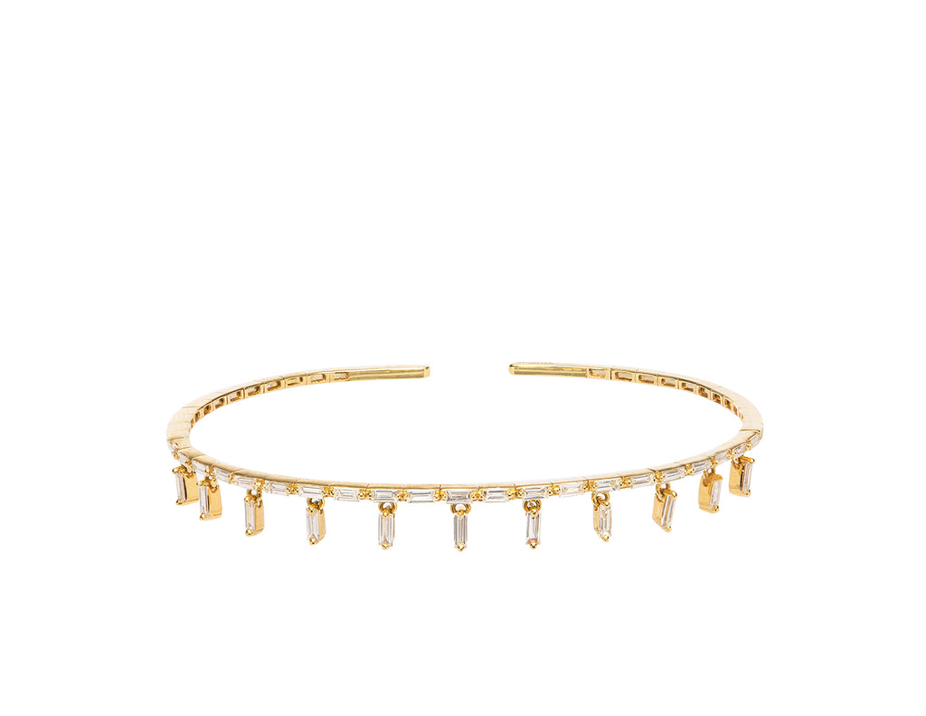 CASCADE FIREWORKS THIN CHARM BANGLE