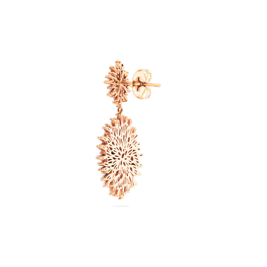 STELLA WHITE DIAMOND EARRING
