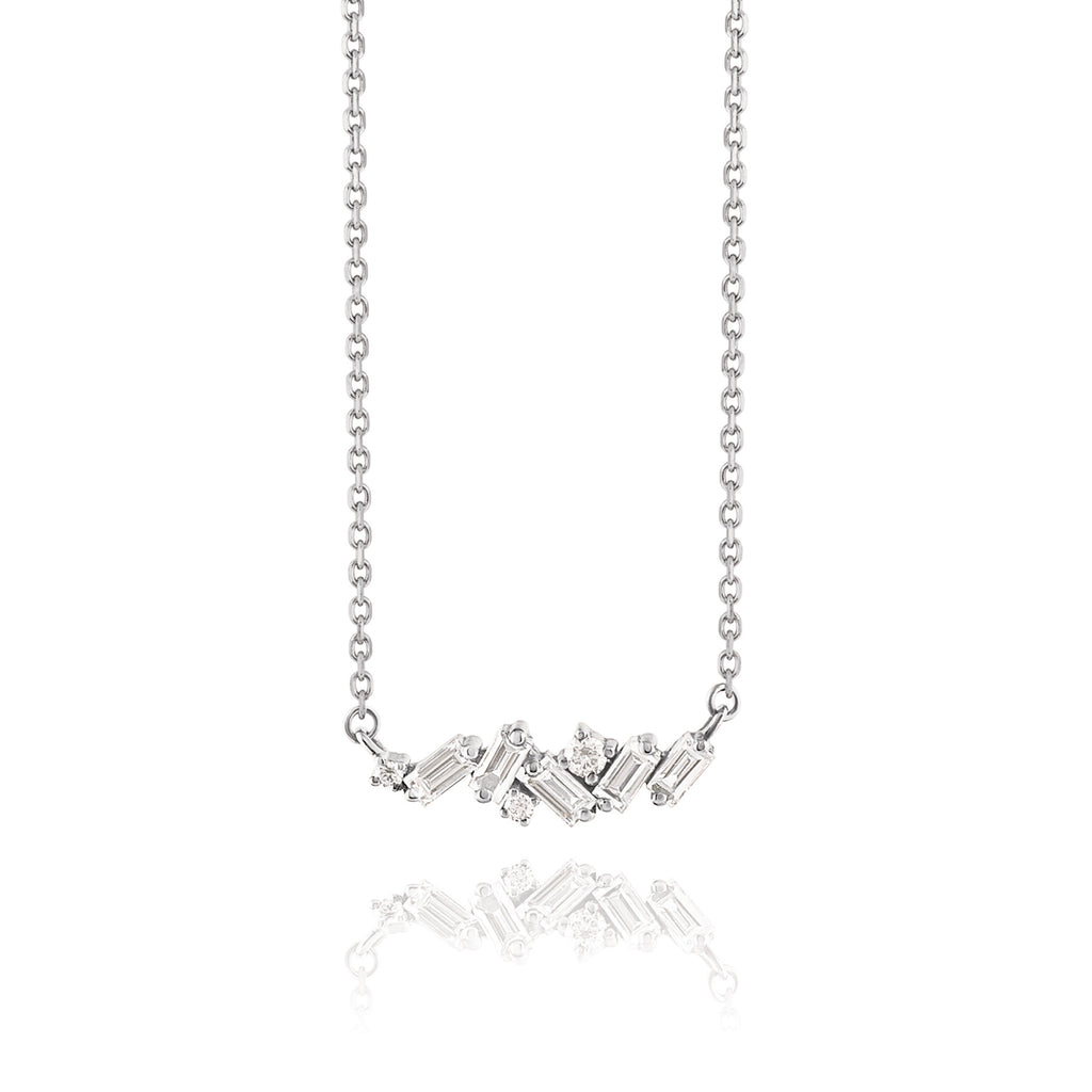 SMALL SPARKLER NECKLACE