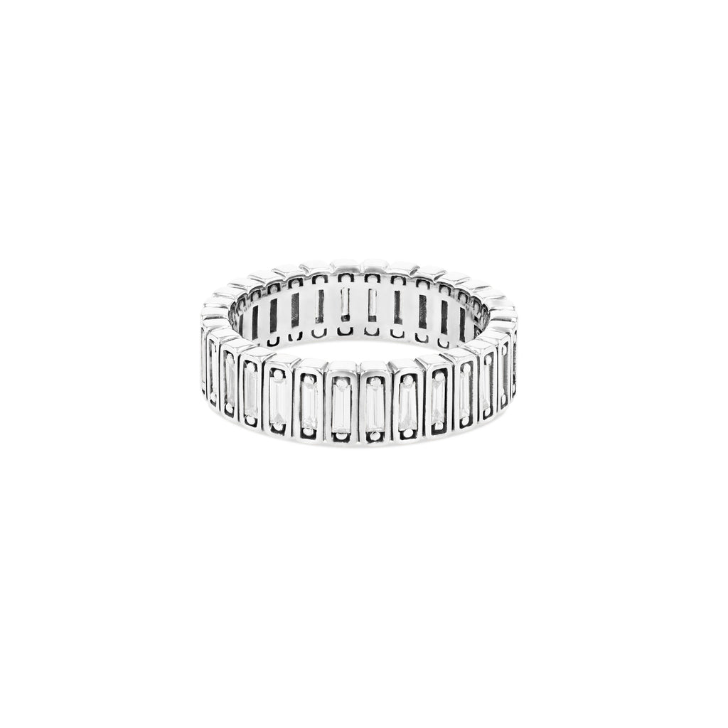 INLAY ETERNITY BAND