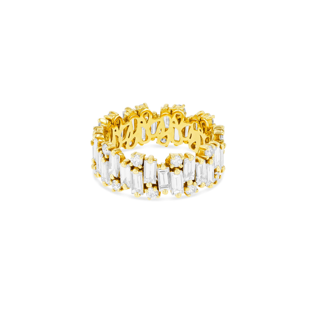 AUDREY WHITE DIAMOND RING