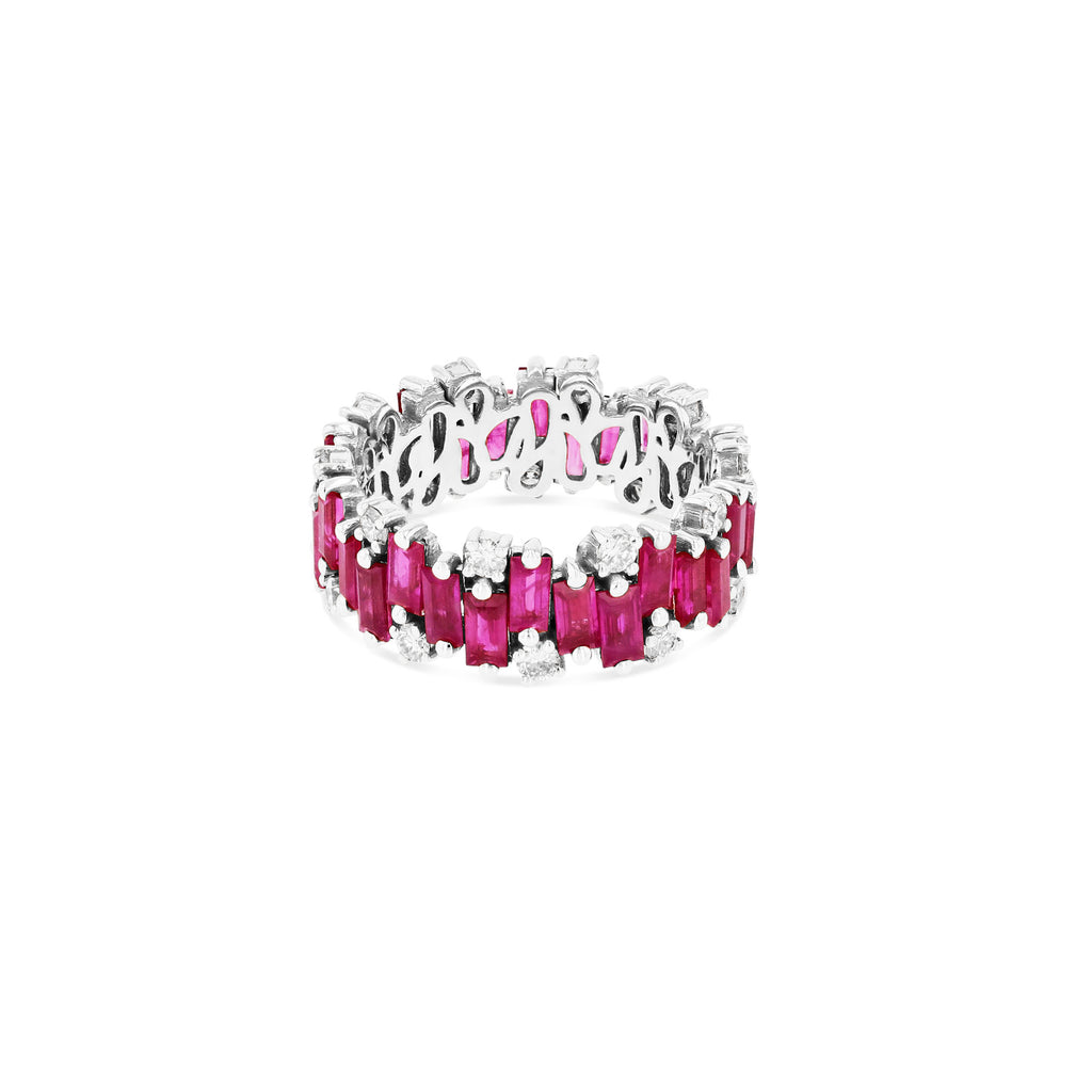 AUDREY RUBY RING