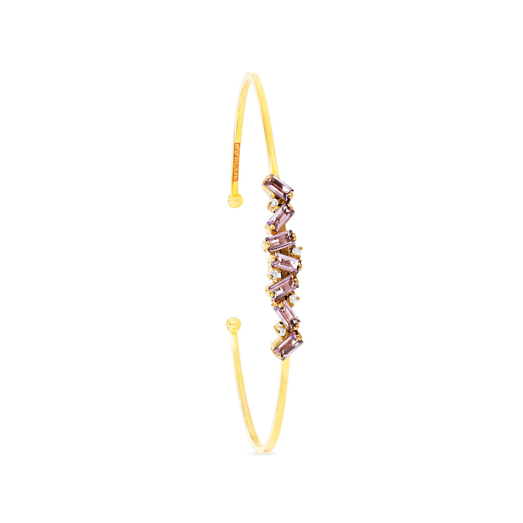JULIA ROSE DE FRANCE BANGLE
