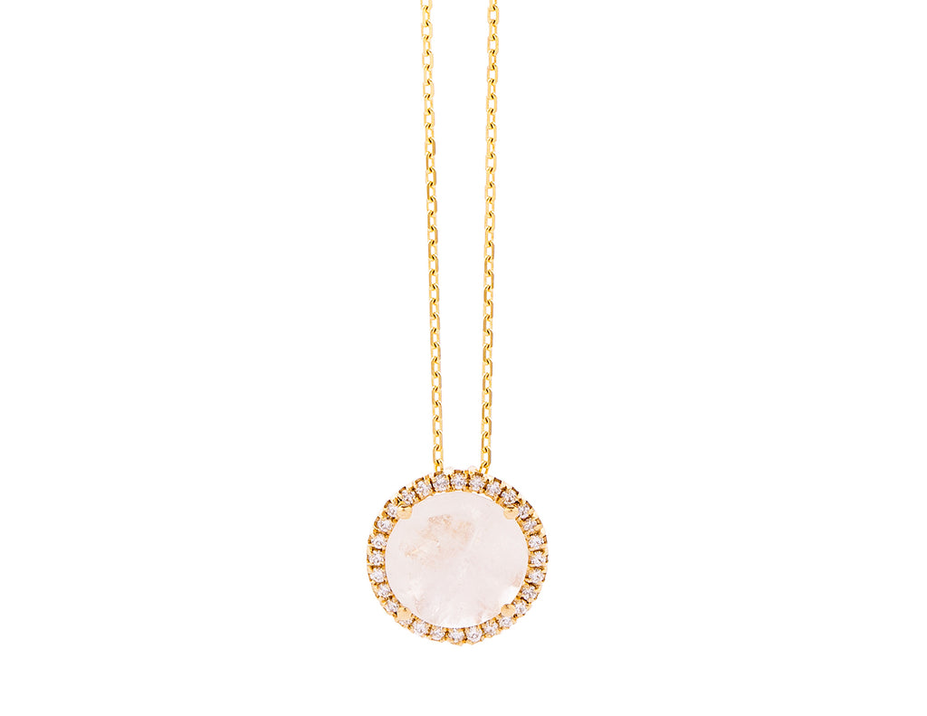 14K YELLOW GOLD AMALFI RISING PENDANT