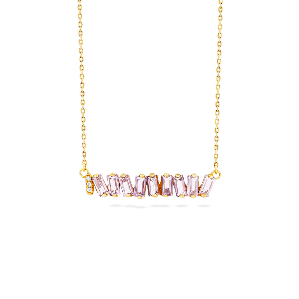 HALLE ROSE DE FRANCE NECKLACE
