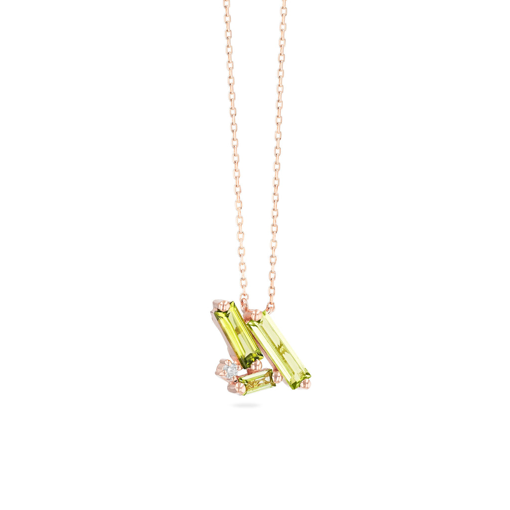 IOS PERIDOT NECKLACE
