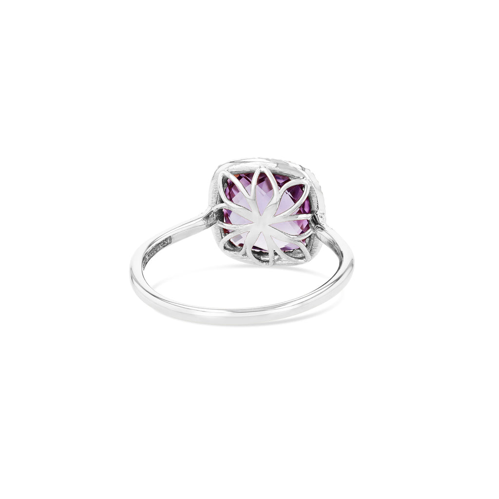 SUNRISE ROSE DE FRANCE RING