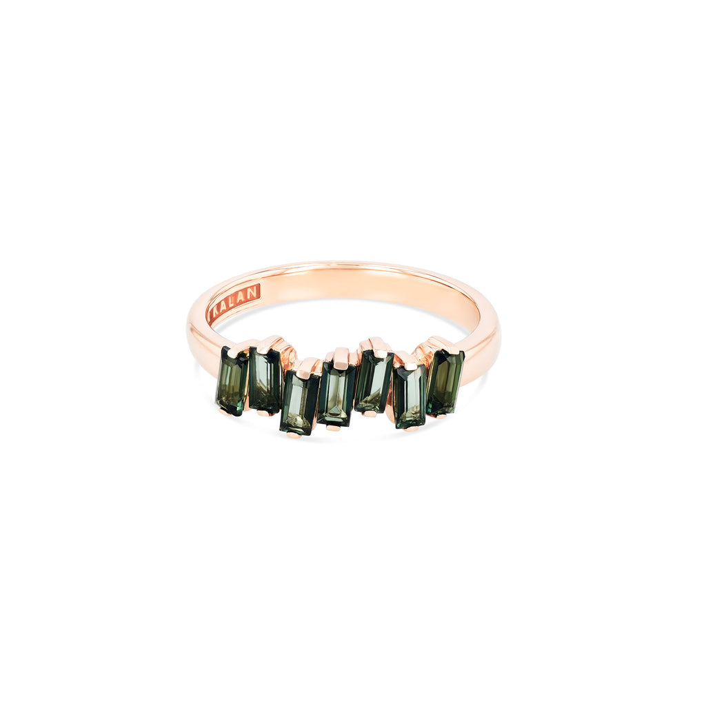 GREEN ENVY TOPAZ AMALFI WAVE BAND