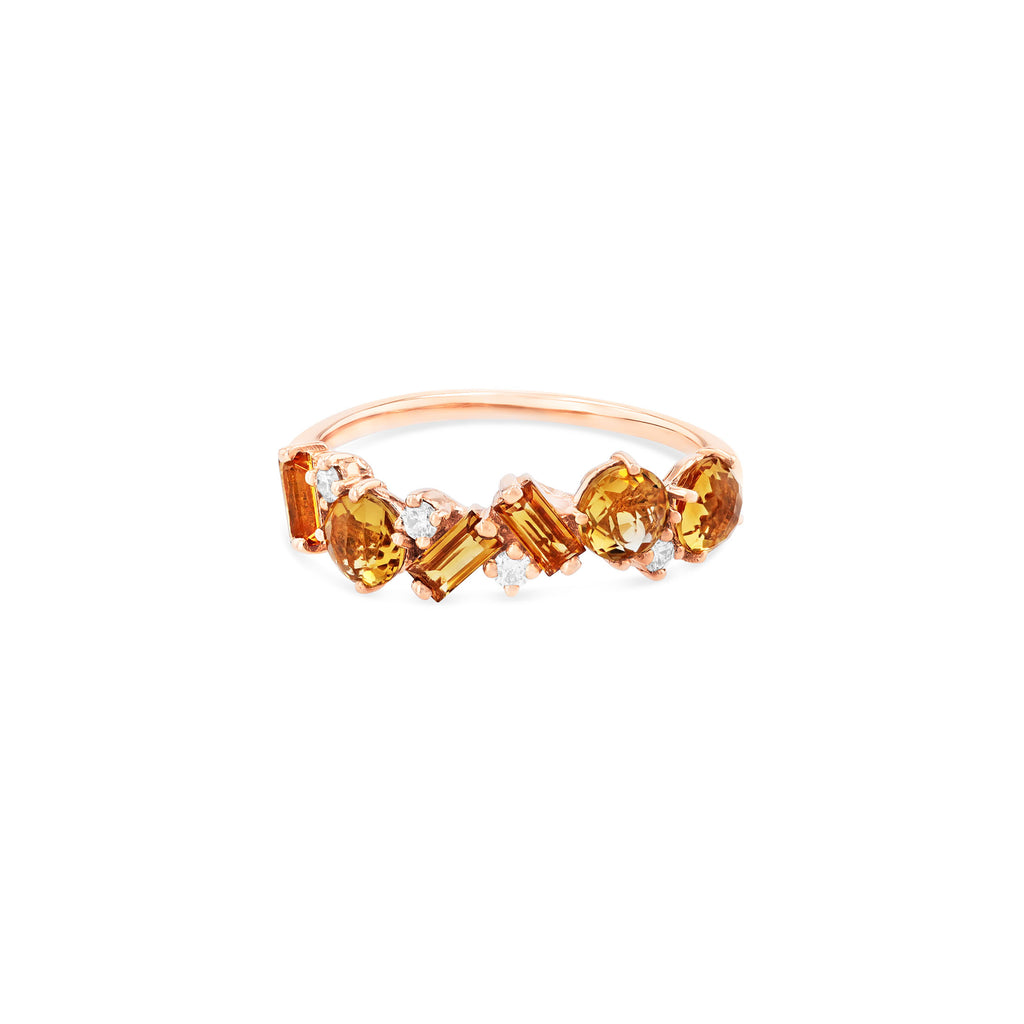 CITRINE AMALFI MIX BAND