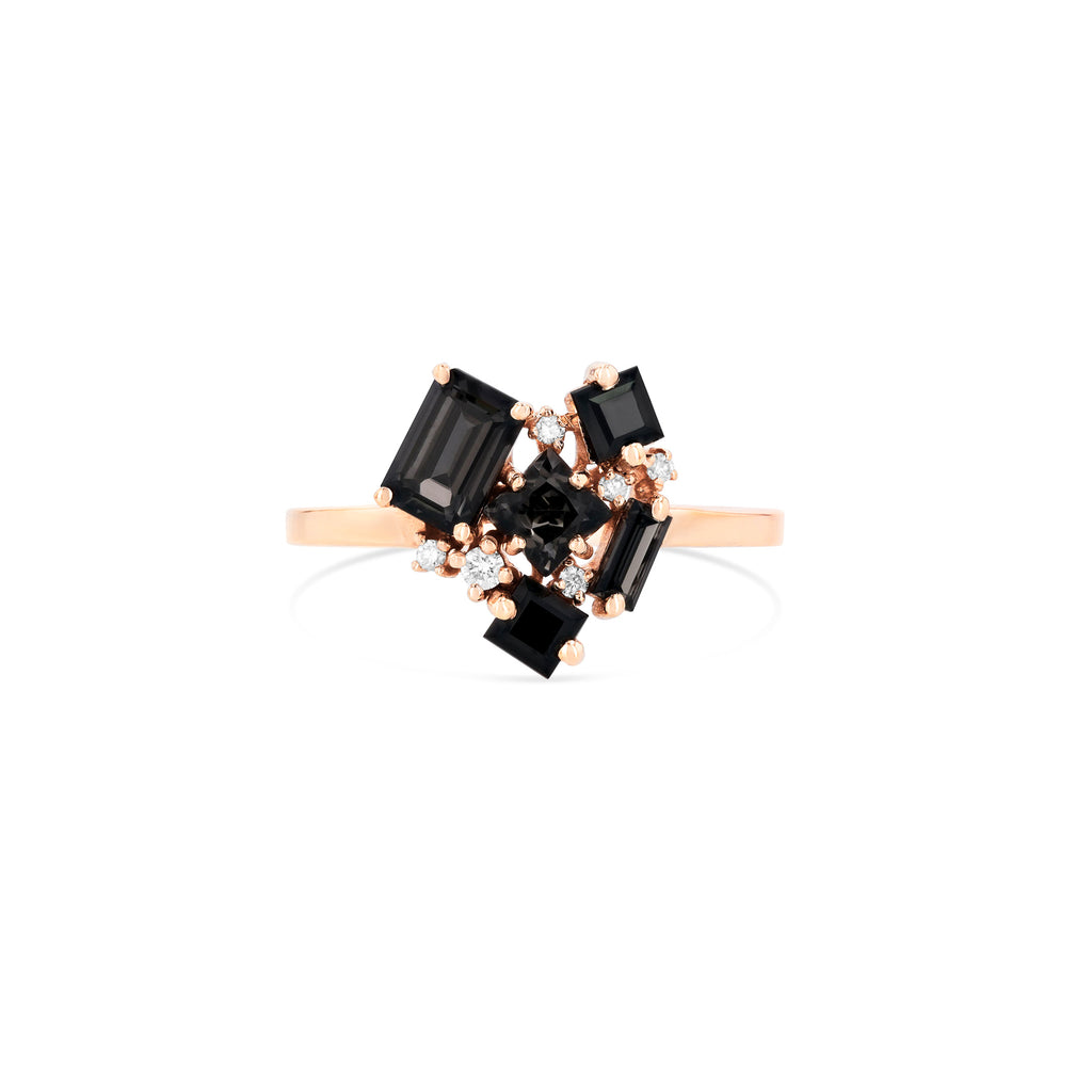 DARK MIX LOVE RING
