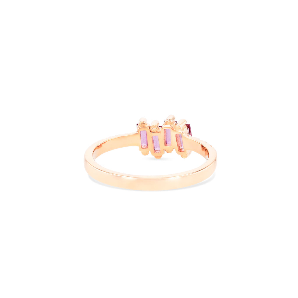 GRACIE PINK TOPAZ BAND