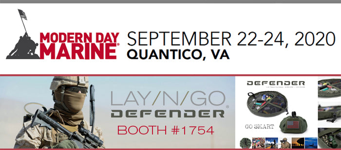 Modern Day Marine - Booth 1754 - Lay-n-Go DEFENDER