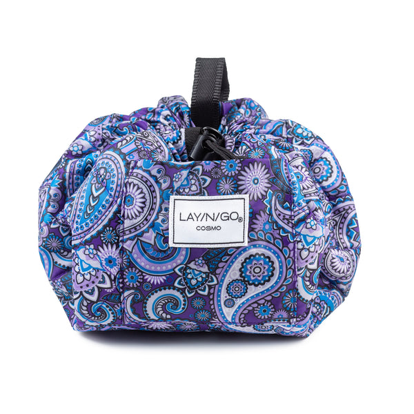 "Lay-n-Go COSMO (20"") : Purple Paisley"