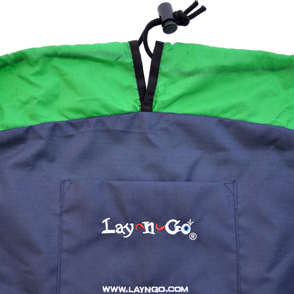 "Lay-n-Go LARGE (60"") : Green"