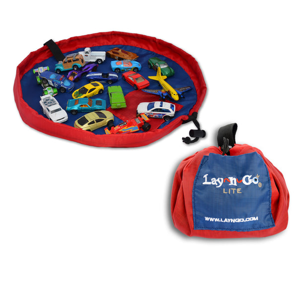 "Lay-n-Go LITE (18"") : Red"