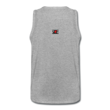Men's Premium Tank - heather gray